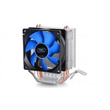 Кулер процесорний Deepcool ICEEDGE MINI FS V2.0 127x62x130 мм, 80х80х25 мм, 25 дБ, 2200 об/мин, HB, 3pin, 115x / 775 / AM4 / AM(2/3) / FM(1/2)