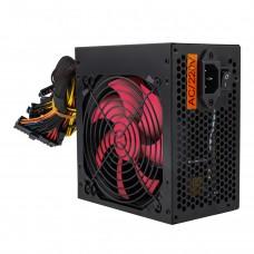 Блок живлення LogicPower  500Вт ATX-500W (LP1981) ATX, 120мм, PPFC, 4xSATA, OEM (без кабеля питания 220В)