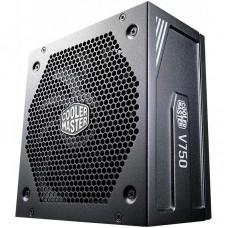 Блок живлення Cooler Master  750Вт Gold V2 (MPY-750V-AFBAG-EU) ATX, EPS, 135мм, APFC, 12xSATA, 80 PLUS Gold, Module