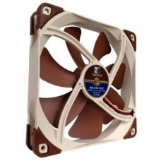 Вентилятор Noctua NF-A14 FLX 140*140*25мм, HDB, 3pin, 900-1200RPM, 13.8-19.2 дБ, бежевый/кори