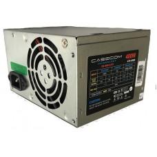 Блок живлення Casecom  400Вт CM 400S-8 ATX, 80мм, PPFC, 2xSATA