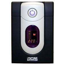 ДБЖ Powercom IMD-1500AP 1500VA, 900Вт, RJ-11, RJ45, USB, LCD (00210134)