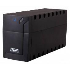 ДБЖ Powercom RPT-600A Schuko 600VA, 360Вт, 3xSchuko (00210187)