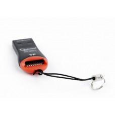 Кардридер зовнішній USB2.0 Gembird USB - microSD (FD2-MSD-3)