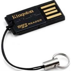 Кардридер внешний USB2.0 Kingston USB - microSD (FCR-MRG2)