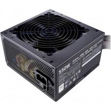 Блок живлення Cooler Master  550Вт MWE 550 White V2 (MPE-5501-ACABW-EU) ATX, 120мм, APFC, 6xSATA, 80 PLUS