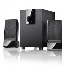 Акустика 2.1 Microlab M100 Black саб. 5Вт, сат. 2х2.5Вт