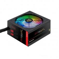 Блок живлення Chieftec  650Вт GDP-650C-RGB A-90 ATX, EPS, 140мм, APFC, 6xSATA, 80 PLUS Gold, модульне підключення