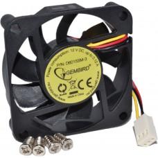 Вентилятор Gembird  60x60x15 мм (D6015SM-3) 3pin