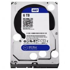 """Жорсткий диск 3.5"""" SATA3 6TB 256MB 5400 WD Blue (WD60EZAZ)"""