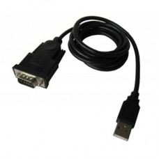 Контроллер USB2.0 - COM Dynamode FTDI-DB9M-02 Male - 1*RS-232 (COM) кабель 1,5м