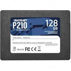 """Накопичувач SSD 2.5""""  128GB Patriot P210 (P210S128G25)"""