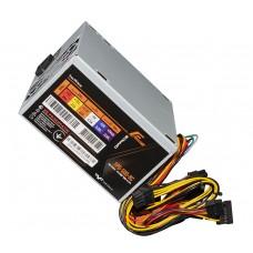 Блок живлення Frime  500Вт FPO-500-8C OEM ATX, 80мм, 2xSATA, без кабеля живлення