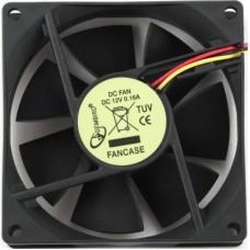 Вентилятор Gembird  80х80х25 мм (FANCASE-4) Molex