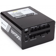Блок живлення Corsair  750Вт RM750i (CP-9020082-EU) ATX, 135мм, APFC, 8xSATA, 80 PLUS Gold, модульне підключення