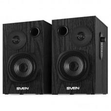 Акустика 2.0 SVEN SPS-580 Black 18 (2х9)Вт