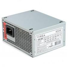 Блок живлення Vinga  400Вт SFX-400 SFX, 80мм, 2xSATA