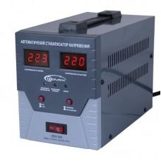 Стабілізатор напруги Gemix GDX-500 500VA, 350 Вт, 140-260 В, релейний, однофазний