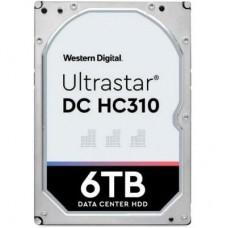 "Жорсткий диск 3.5"" SATA3 6TB 256MB 7200 WD Ultrastar DC HC310 (0B36039 / HUS726T6TALE6L4)"