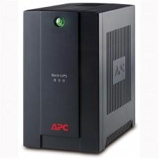 ДБЖ APC Back-UPS 800VA 415Вт, 4xIEC (BX800LI)