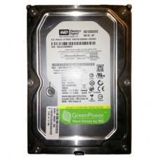 "Жесткий диск 3.5"" SATA2  160GB 8MB 5400-7200 WD (#WD1600AVVS#) Refurbished"