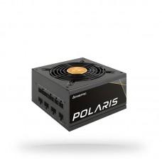 Блок живлення Chieftec  750Вт PPS-750FC Polaris ATX, 120мм, APFC, 8xSATA, 80 PLUS Gold, модульне підключення