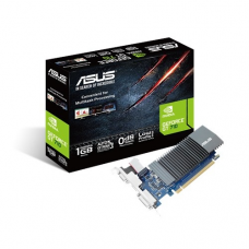 Видеокарта PCI-E nVidia GT710 ASUS 1ГБ  (GT710-SL-1GD5)