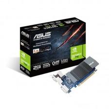 Видеокарта PCI-E nVidia GT710 ASUS Silent 2ГБ (GT710-SL-2GD5)