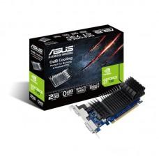Видеокарта PCI-E nVidia GT710 ASUS 2ГБ (GT710-SL-2GD5-BRK)