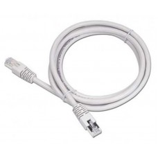 Патч-корд литий  0.5 м Cablexpert RJ45 UTP кат.5е серый (PP12-0.5M)
