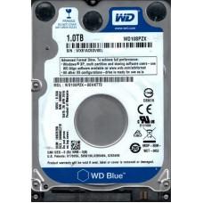 """Жорсткий диск 2.5"""" SATA3  1TB 128MB 5400 WD (WD10SPZX)"""