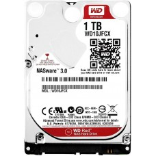 "Жесткий диск 2.5"" SATA3  1TB  16MB 5400 WD Red (WD10JFCX)"