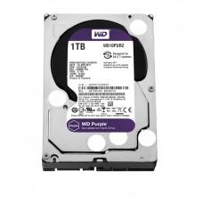 """Жесткий диск 3.5"""" SATA3  1TB  64MB 5400 WD Purple (WD10PURZ)"""