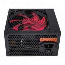 Блок живлення LogicPower  550Вт ATX-550W (LP9137) ATX, 120мм, PPFC, 4xSATA, OEM (без кабеля питания 220В)