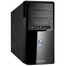 Корпус Delux MK290 Micro ATX, 2xUSB2.0, без БЖ, Mini-Tower, Чорний