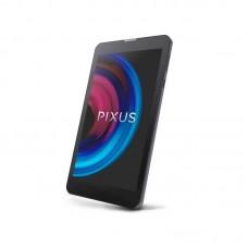 """Планшет Pixus Touch 7 3G HD 1/16GB Black 6.95"""" (1024x600) IPS / MediaTek МТ8321 / ОЗУ 1 ГБ / 16 ГБ вбудованої + microSD до 64 ГБ / камера 5 Мп + 2 Мп / 3G (WCDMA) / Wi-Fi / Bluetooth / GPS / А-GPS / ОС Android 6.0 / 187 х 109 х 9.9 мм / 266 г / 2800"""