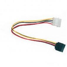 Перехідник живлення Molex (F) - SATA 15см Cablexpert CC-SATA-PS