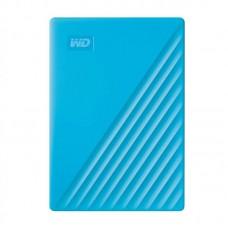 """Зовнішній жорсткий диск 2.5"""" 2TB USB3.0 WD My Passport Sky (WDBYVG0020BBL-WESN-WESN)"""