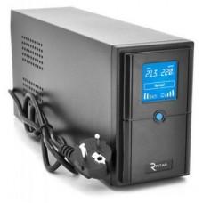 ДБЖ Ritar E-RTM650 (390W) ELF-D 2xSchuko, LCD (E-RTM650D)
