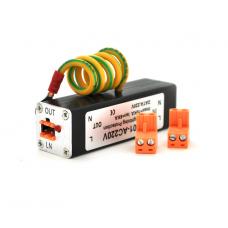 Грозозахист для блоків живлення Voltronic JY POWER/220V от 6В до 24В (05286)