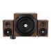 Акустика 2.1 TRUST Vigor 2.1 Subwoofer Speaker Set (20244) Brown