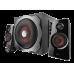 Акустика 2.1 TRUST GXT Ultimate Bass Speaker Set (19023) Black