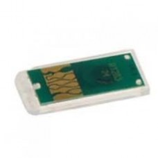Чіп для НПК Epson Stylus S22/SX125/SX425W Yellow WWM (CR.T1284N)