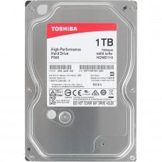 "Жесткий диск 3.5"" SATA3  1TB  64MB 7200 TOSHIBA P300 (HDWD110UZSVA)"