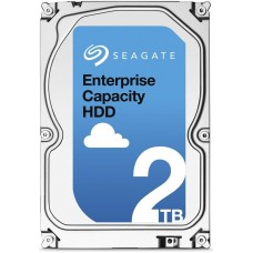"Жесткий диск 3.5"" SATA3  2TB 128MB 7200 Seagate Enterprise Capacity (ST2000NM0008)"