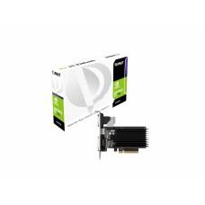 Видеокарта PCI-E nVidia GT710 PALIT 2 ГБ (NEAT7100HD46-2080H)