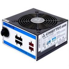 Блок живлення Chieftec  650Вт CTG-650C A-80 ATX, EPS, 120мм, APFC, 6xSATA, модульне підключення
