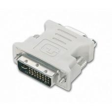 Перехідник DVI A 24+5 pin (M) - VGA 15 pin (F) HD Cablexpert (A-DVI-VGA)