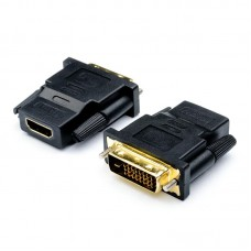 Переходник HDMI F to DVI M 24pin Atcom (11208)