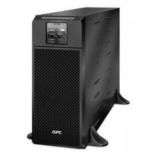 ДБЖ APC Smart-UPS SRT 6000VA 6000Вт, 6xIEC 320 C13, 4хIEC 320 C19, RJ-45, USB, LCD (SRT6KXLI)
